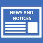 Image of News and Notices Icon